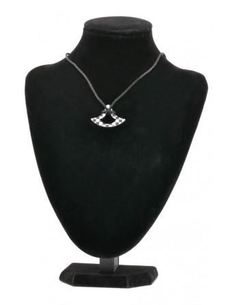 Acetate necklace