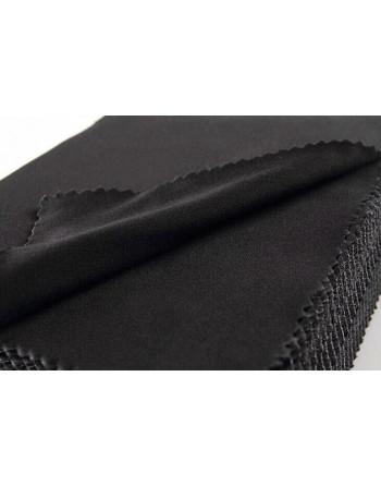 Microfibre noire